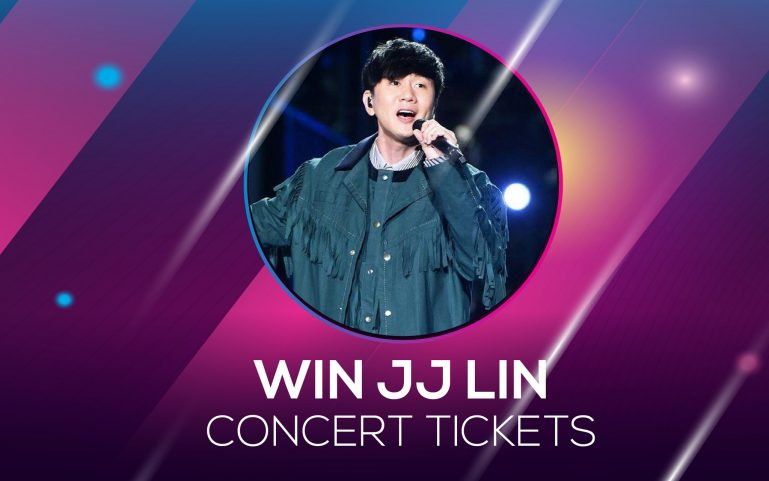 Win JJ Lin's Sanctuary 2.0 Concert Tickets