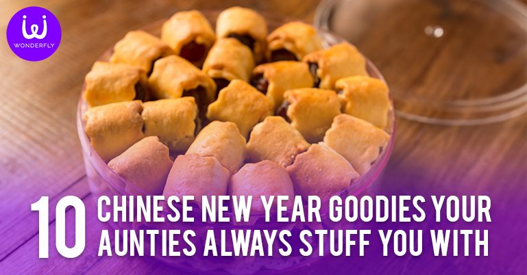 10 Chinese New Year goodies your aunties always stuff you with