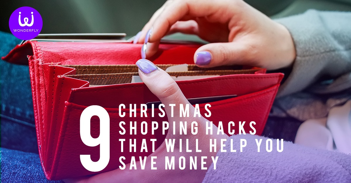 9 Christmas shopping hacks that will help you save money