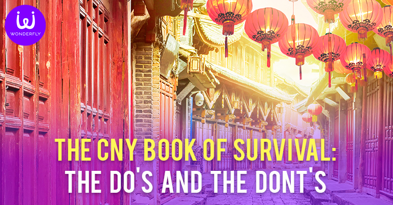 CNY Book of Survival The Do's and the Donts