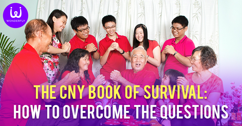 CNY Book of Survival, How to Overcome the Questions