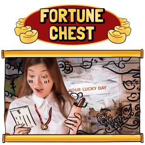 Fortune Chest 'A Mountain Tale' Sunway Lagoon