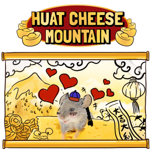 Huat Chinese Mountain 'A Mouse's Tale' Sunway Lagoon