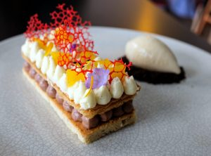 Upperhouse's favourite, the Mille-Feuille