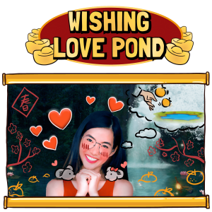 Wishing Love Pond 'A Mouse's Tale' Sunway Lagoon