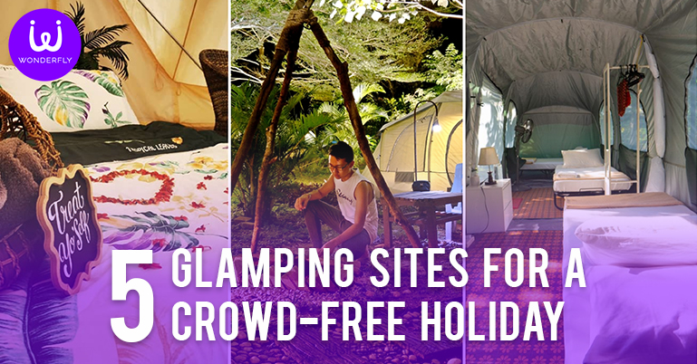 5 Glamping sites for a crowd-free holiday