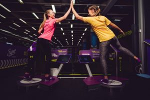 Can you outdance your friends in the Hot Stepper