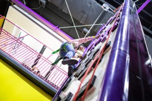 The Superclimb proves to be no easy feat