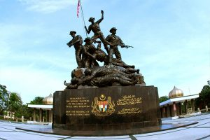 The national monument Tugu Negara