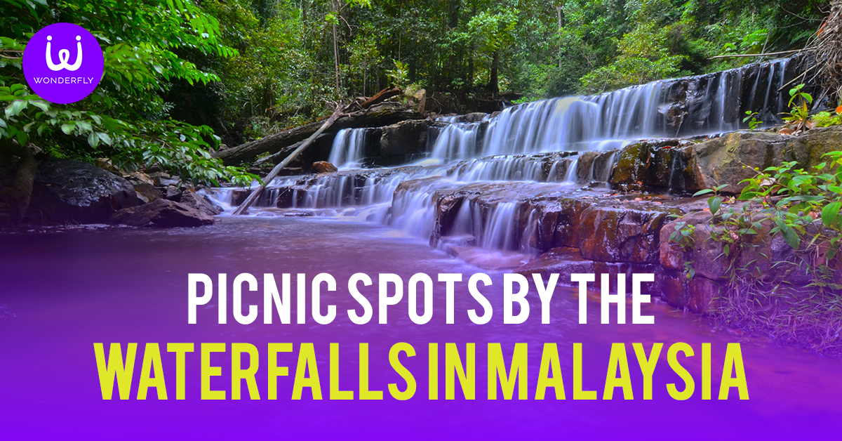 Picnic Spots by the Waterfalls in Malaysia - WDF Feature Image