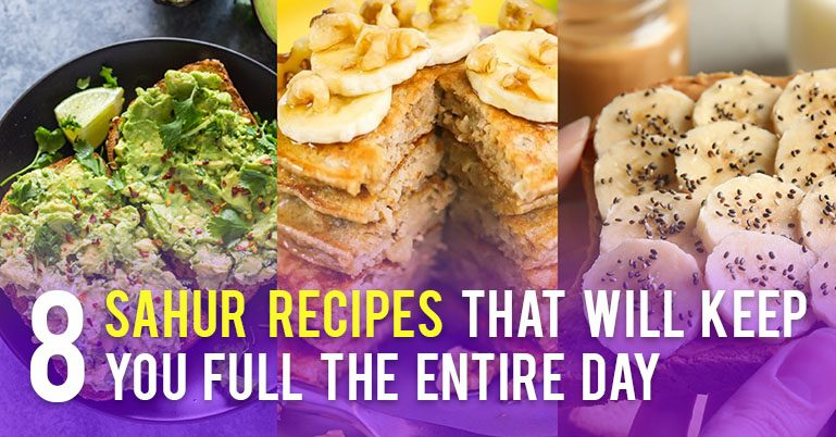 8 Sahur recipes that will keep you full the entire day