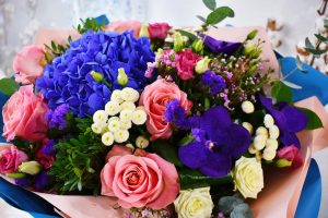 Flowers for mother's day and women's day.