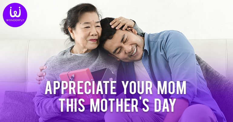 Here's how to appreciate your moms this Mother's Day