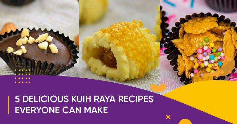 5 delicious Kuih Raya recipes everyone can make