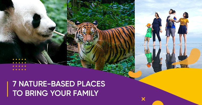 Here are 7 places to bring your family for a trip during RMCO
