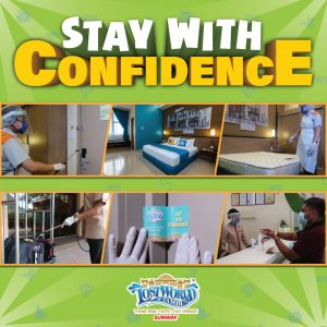 Lost World Hotel - Stay with confidence