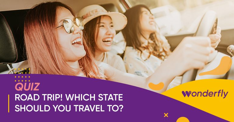 Take this quiz to find out which state you should travel to for your next road trip!