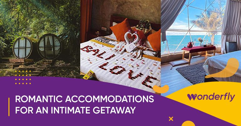 5 intimate staycations for a romantic getaway with your other half