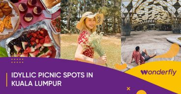 Idyllic Picnic Spots in Kuala Lumpur for the lazy weekends