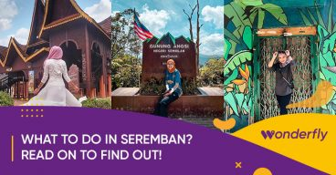 If someone ask you what there is to do in Seremban, show them this