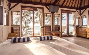 Hibiscus Beach Retreat Clifftop Chalet