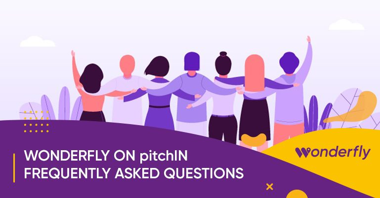 Wonderfly on pitchIN - FAQs
